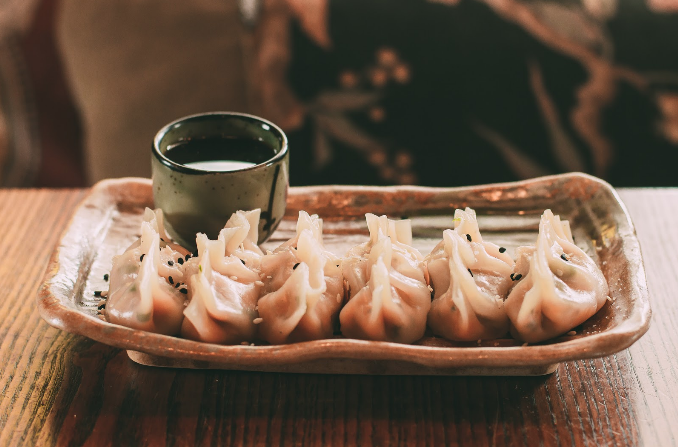 Dumpling Love: Why Go Gyoza?
